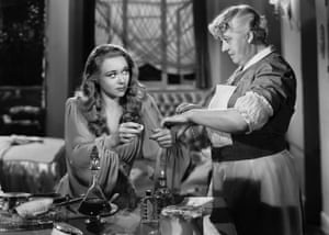 Glynis Johns and Margaret Rutherford in Miranda (1948).
