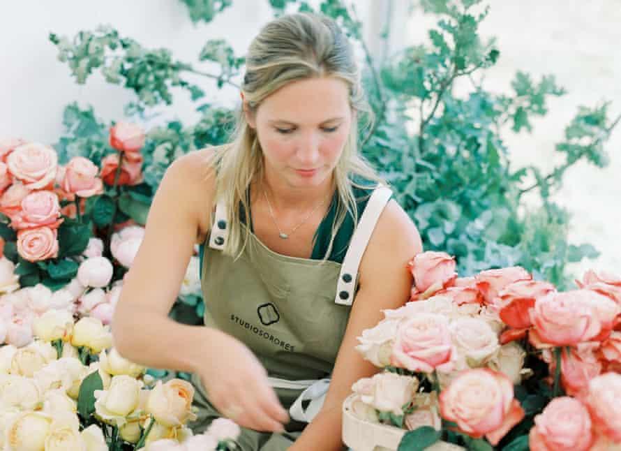 Wedding planner Jessie Westwood