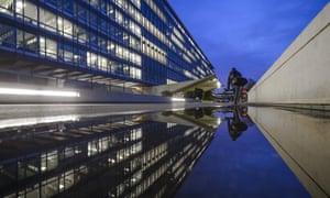 World Health Organization headquarters in Geneva