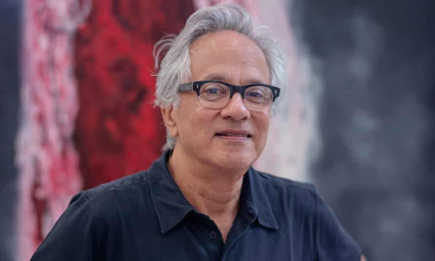 Down to a fine art ... Anish Kapoor.