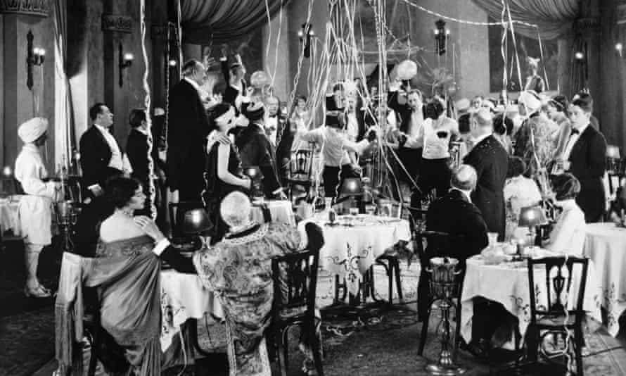 In the 1920s, the literary party was the event of the season, complete with drunkenness, obscene nursery rhymes, and those devastated by the 'lack of refinement in their idols.'