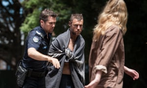 Patrick Brammall, Rodger Corser and Genevieve O'Reilly star in the ABC series Glitch