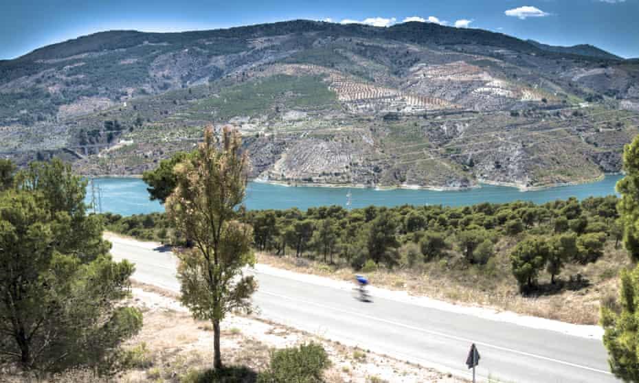 Granada to Seville cycling holiday.