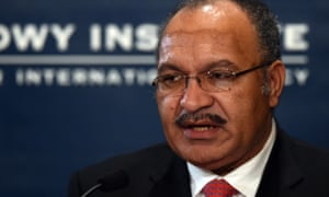 The PNG prime minister, Peter O'Neill, has so far not had to face corruption charges laid against him in June last year. Now a former police chief who failed to execute an arrest warrant has been sentenced to three years' jail.