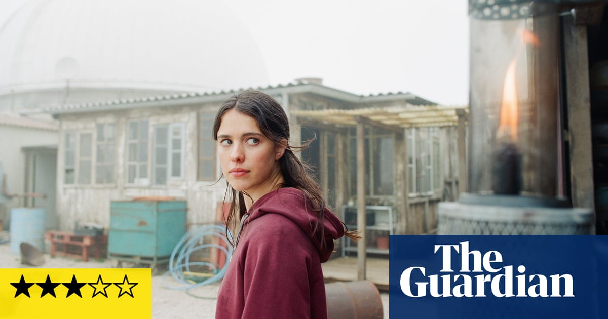 IO review – post-cataclysmic Netflix adventure aims high, lands in