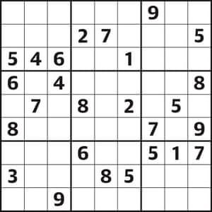 Sudoku 4906 expert