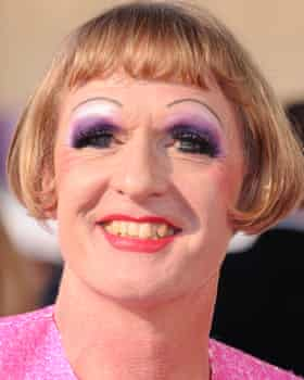 Grayson Perry.