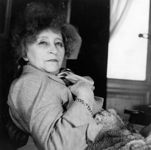 Colette in 1949.