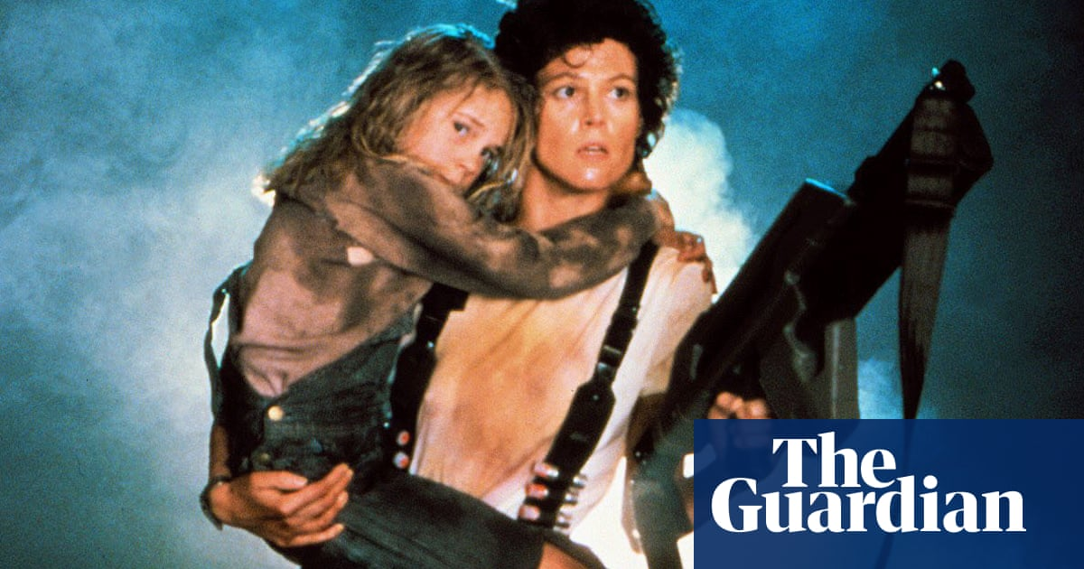 My favourite film aged 12: Aliens