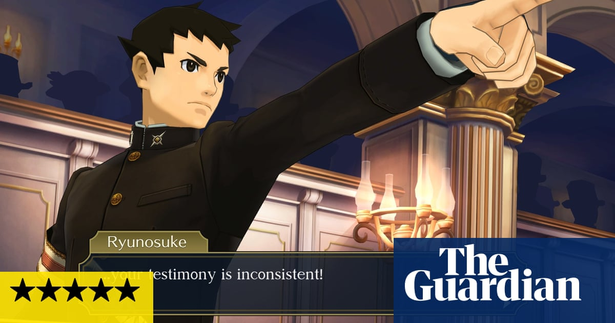 The Great Ace Attorney Chronicles review – an open and shut case of gaming brilliance