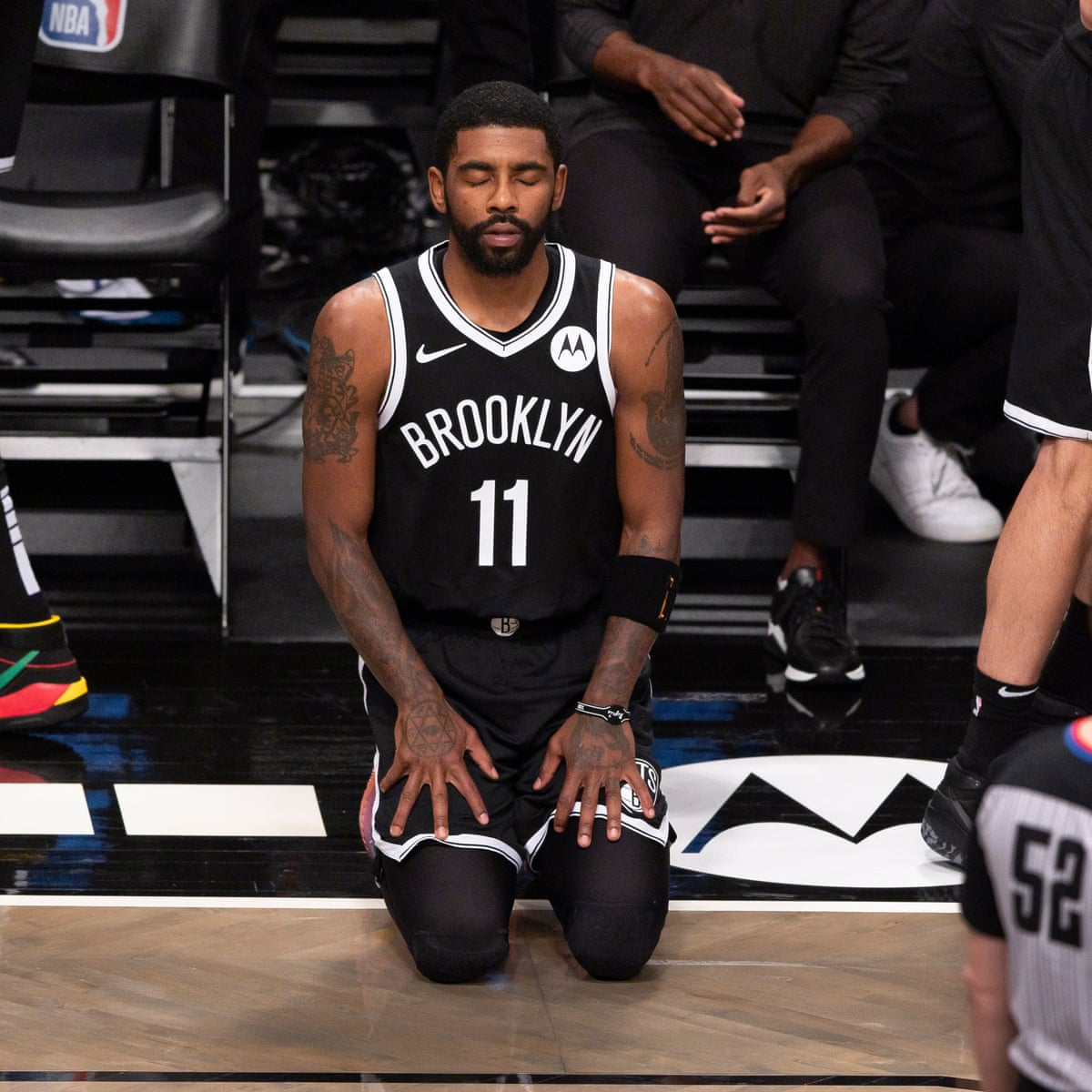 Hero Villain Or Troll Kyrie Irving Remains The Nba S Oddest Genius Brooklyn Nets The Guardian