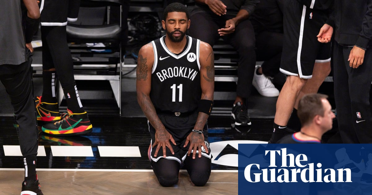 Hero, villain or troll? Kyrie Irving remains the NBAs oddest genius