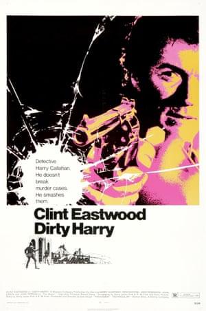 Dirty Harry, 1971.