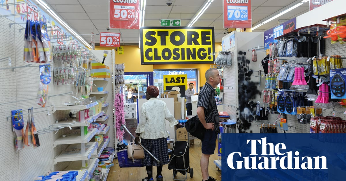 Not so penny-wise: the last days of Poundworld | Life and