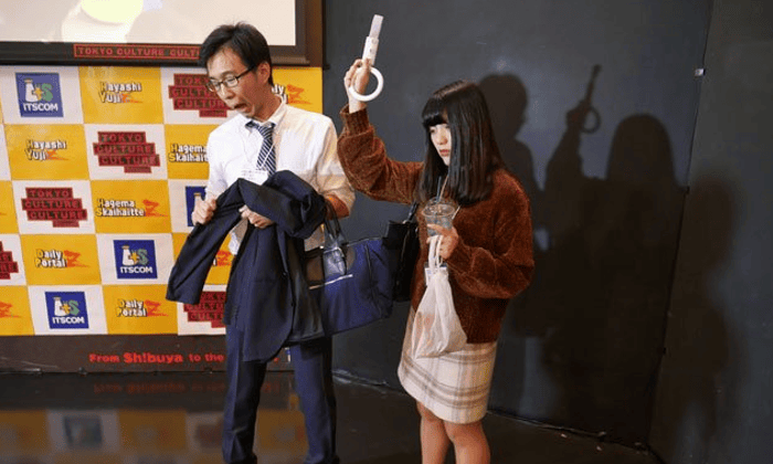 265be7ce406 Understated Halloween   Japan embraces low-key cosplay