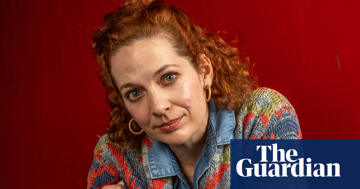Katherine Parkinson: 'I dreamed I was riding a dog – it was quite beautiful'