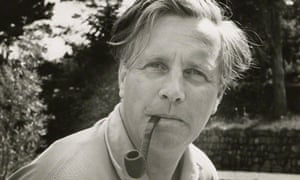 Peter Lanyon, who clocked up hundreds of flying hours.