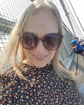 Vanina M, a languages teacher