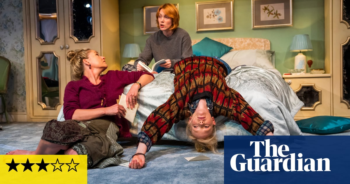 The Memory of Water review – how not to behave upon losing a parent