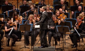 John Wilson conducts the BBCSSO at the Aldeburgh festival's opening night