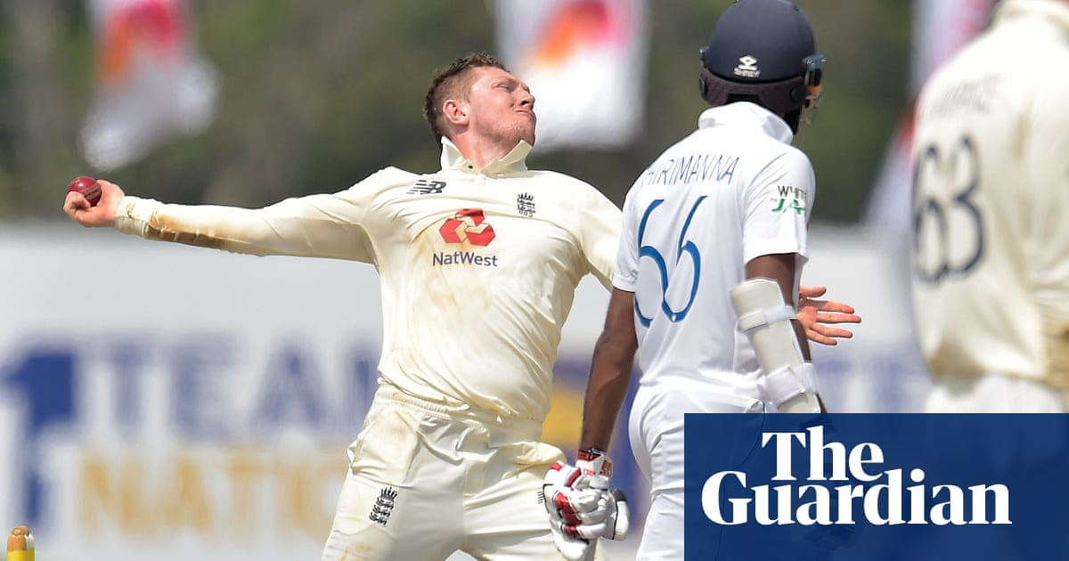 Englands spin twins show promise in Sri Lanka but real test is yet to come | Andy Bull