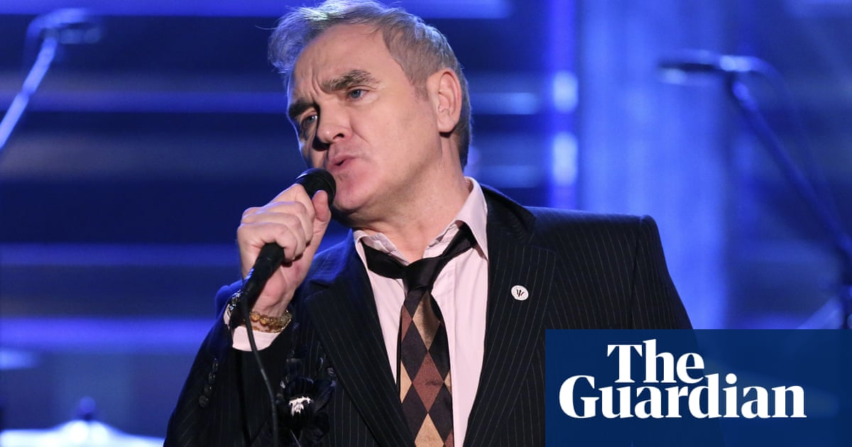 World's oldest record store bans Morrissey sales over far-right support