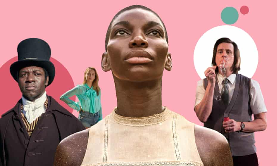 Vanity Fair (ITV), Killing Eve (BBC), Black Earth Rising (BBC), Kidding (Sky)