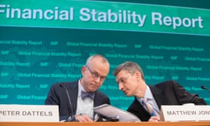 IMF Report press conference