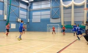 Whiteknights Toffees FC futsal