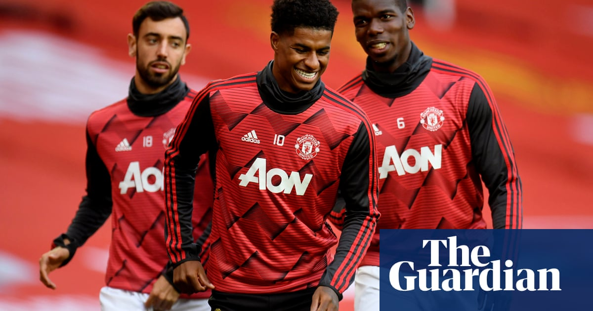 Premier League 2020 21 Preview No 13 Manchester United Football The Guardian
