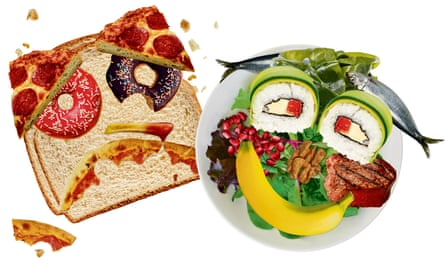 Diet can have a significant effect on mood, say researchers.
