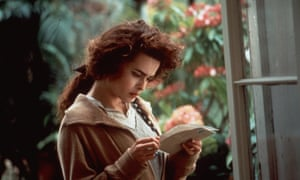 Helena Bonham Carter as Helen Schlegel in the restored version of Howards End.