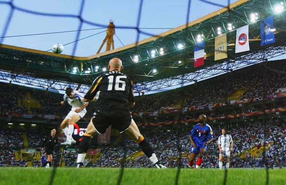 Ο Άγγελος Καρίστις σημείωσε το γκολ που έριξε τον πρωταθλητή της Γαλλίας