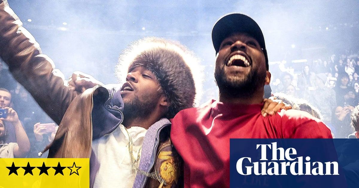 Kanye west kid cudi kids see ghosts review a psychedelic return kanye west kid cudi kids see ghosts review a psychedelic return to godlike power music the guardian m4hsunfo
