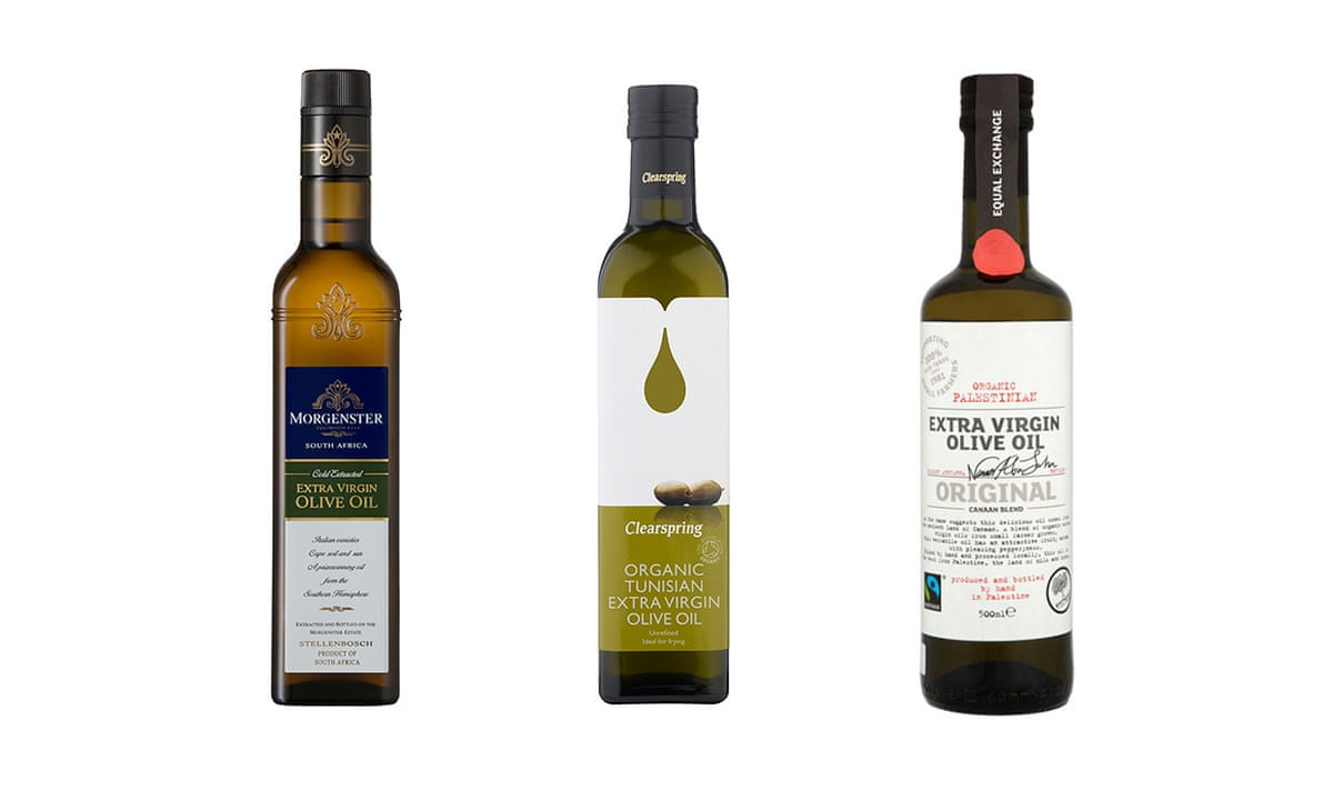 Six of the best non European olive oils   Food   The Guardian