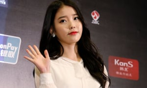 K-pop star IU's song accused of 'sexualising' book's child