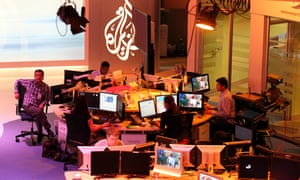 Al-Jazeera is facing threat of closure.