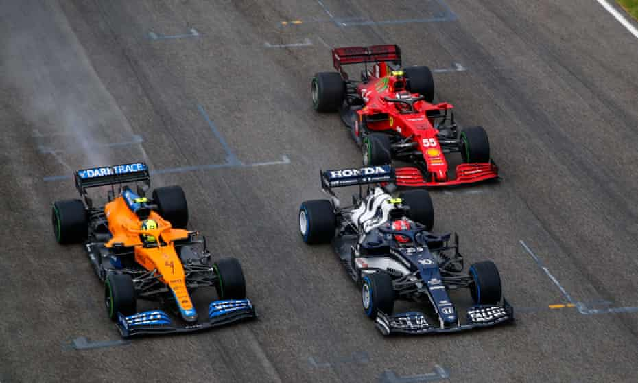 The sprint races are expected to be held at Silverstone, Monza and Interlagos this season.