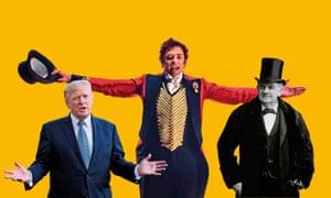 Hugh jackmans new film celebrates pt barnum but lets not donald trump hugh jackman and pt barnum stopboris Choice Image