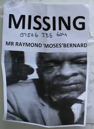 Raymond 'Moses' Bernard