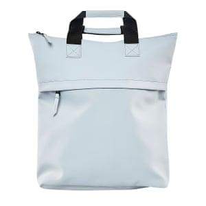 Pale grey tote, £99, rains.com