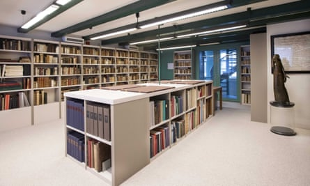 the Ritman Library in Amsterdam.