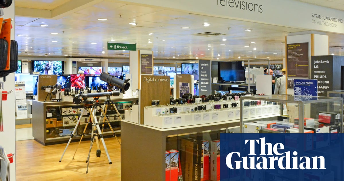 My vulnerable father's struggle to return a faulty John Lewis TV