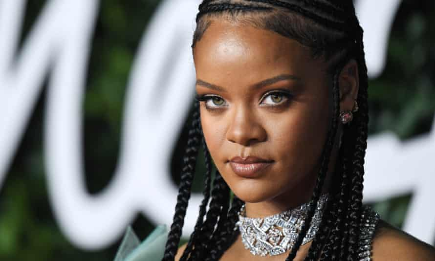 Rihanna has donated $2.1m to domestic violence charities.