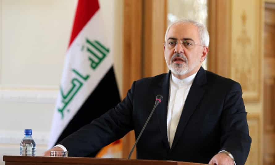 iran mohammad javad zarif foreign minister