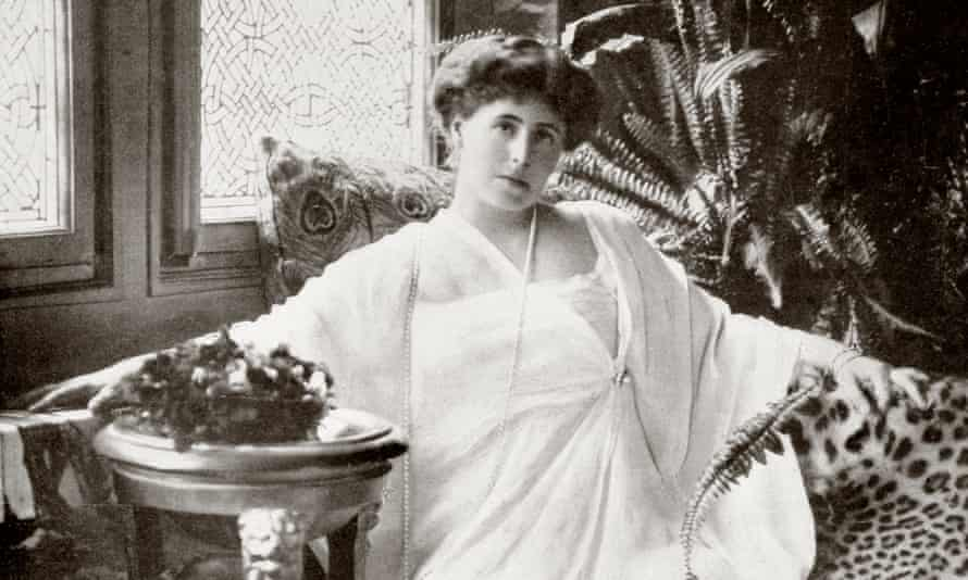 Queen Marie Of Romania  and wife of Ferdinand I of Romania