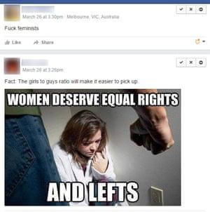 online vitriol targeting women