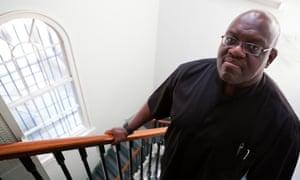 John Githongo, former Kenyan investigative journalist