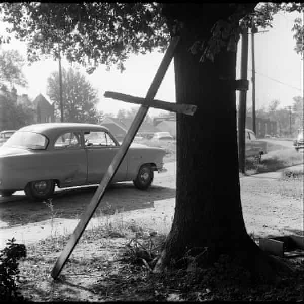 A scene in Mississippi around the time of the trial of Roy Bryant and J.W. Milam for the kidnapping and murder of Emmett Till.