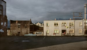 Rooming House, 1975  by Fred Herzog